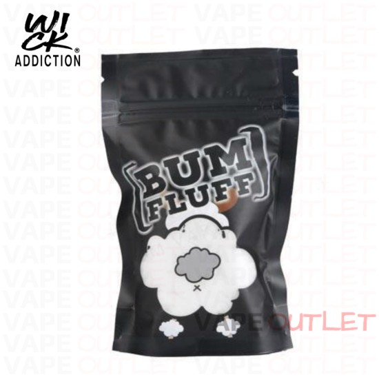 WICK ADDICTION BUM FLUFF COTTON