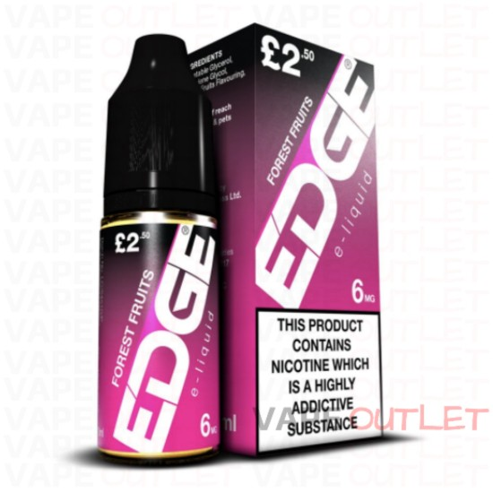 EDGE Eliquid FOREST FRUITS