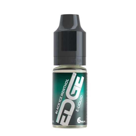 EDGE Eliquid BLACK ICE MENTHOL 10-PACK