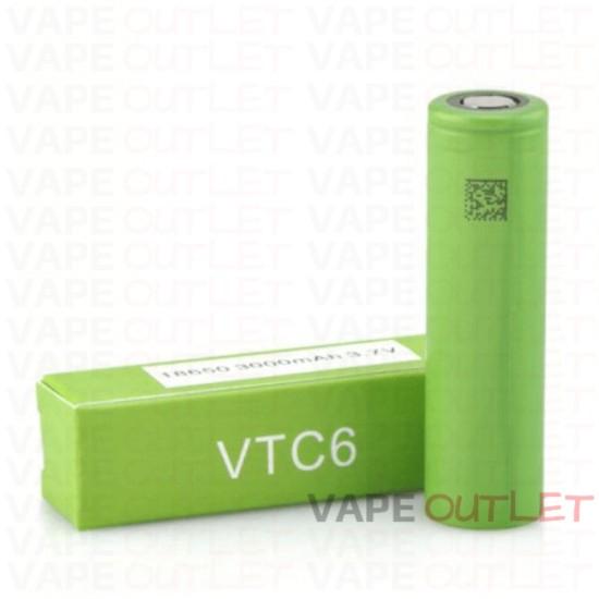 SONY VTC6 18650 BATTERY 3000MAH 15A